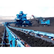Магистральные шахтные конвейеры тепловой узел с элеватором