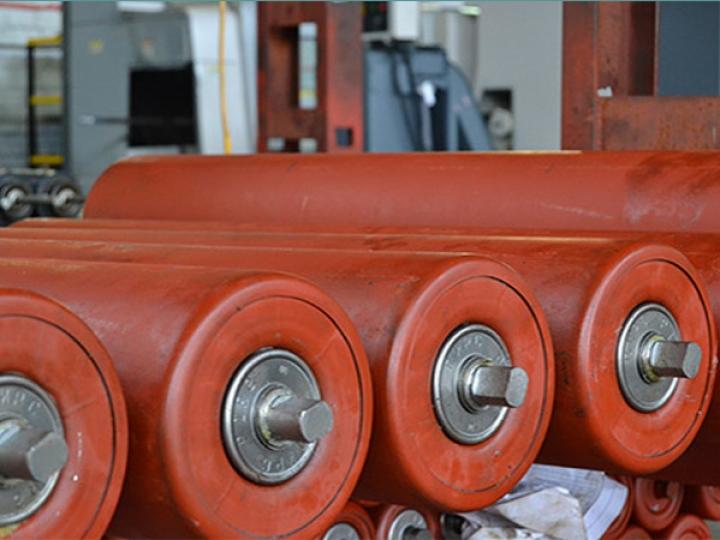 Конвейерное оборудование полевской обтекателей транспортер